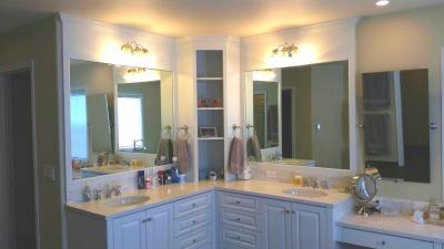 Master Bathroom - Lake Oswego
